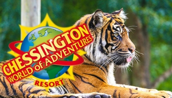 Chessington World of Adventures - Day Ticket
